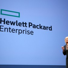 Introducing Hewlett Packard Enterprise